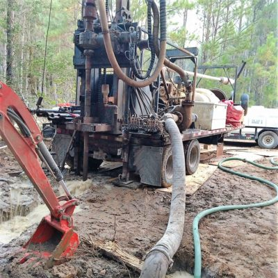 Water Well Drilling Services Livingston, Texas